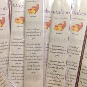 Mabon Incense
