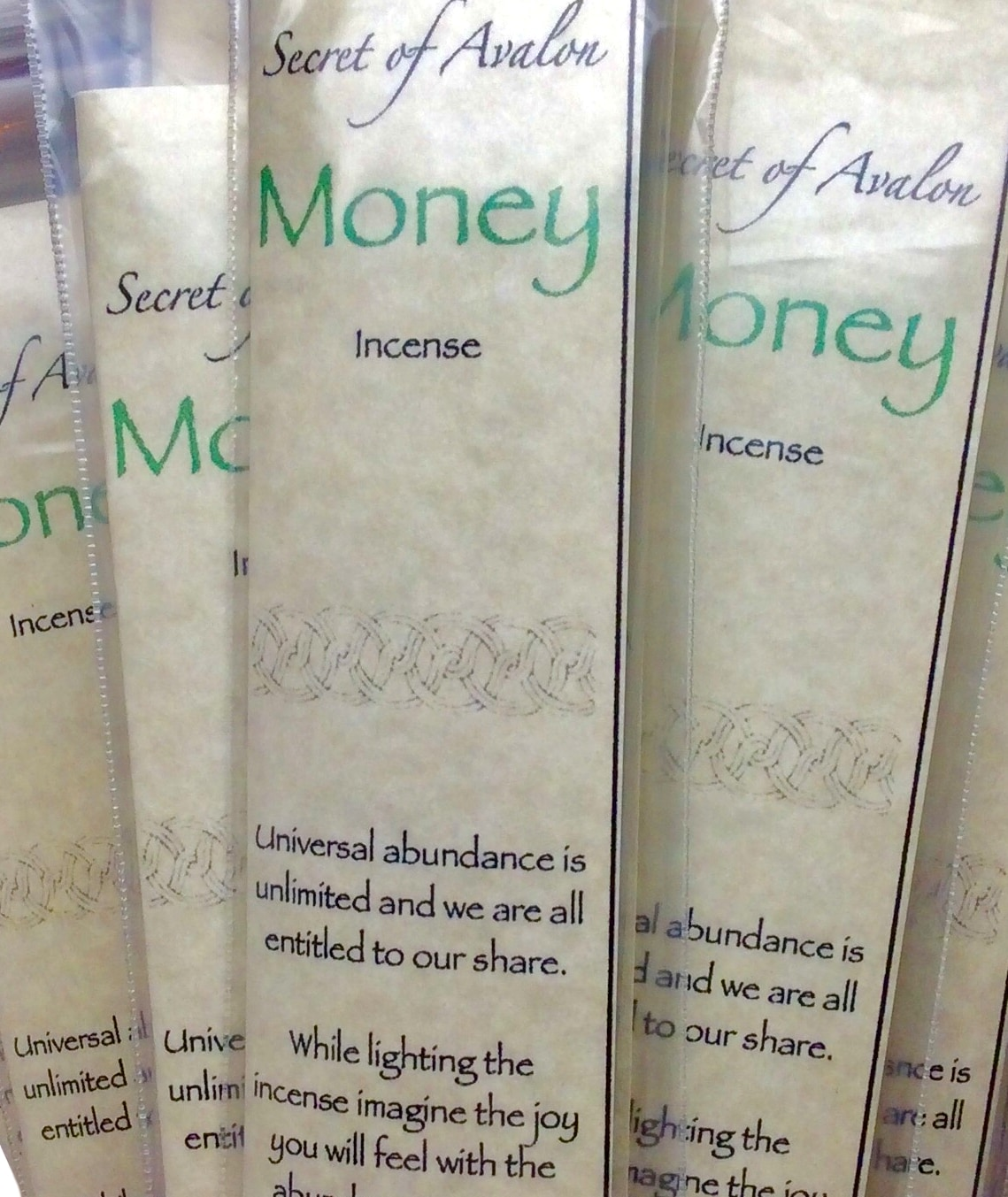 Money Incense
