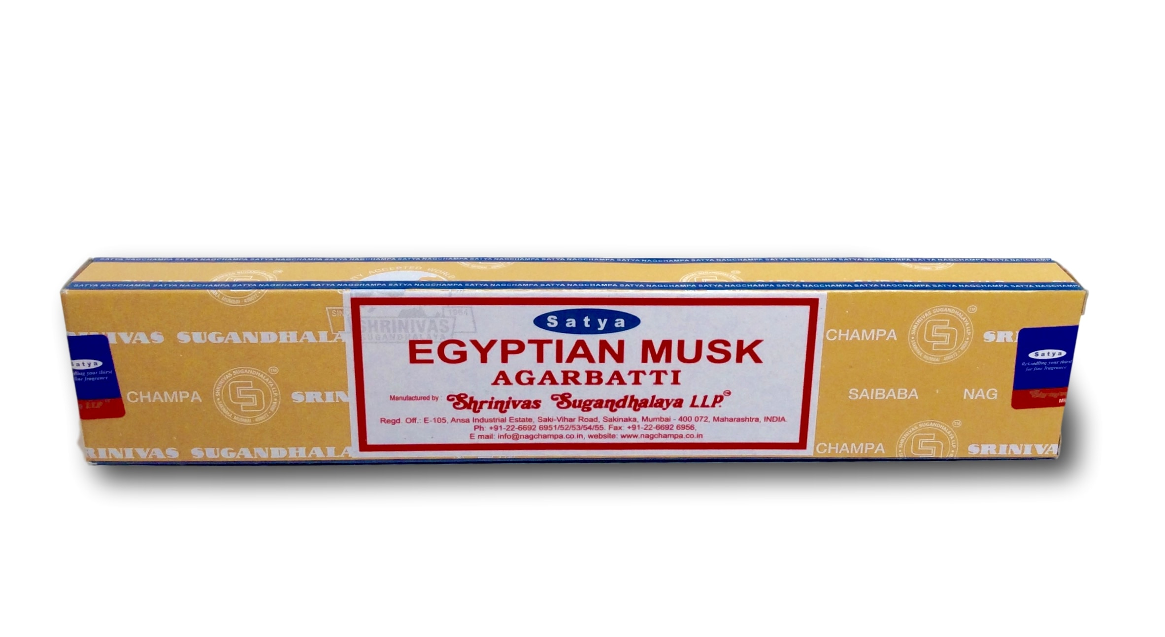 Satya Egyptian Musk