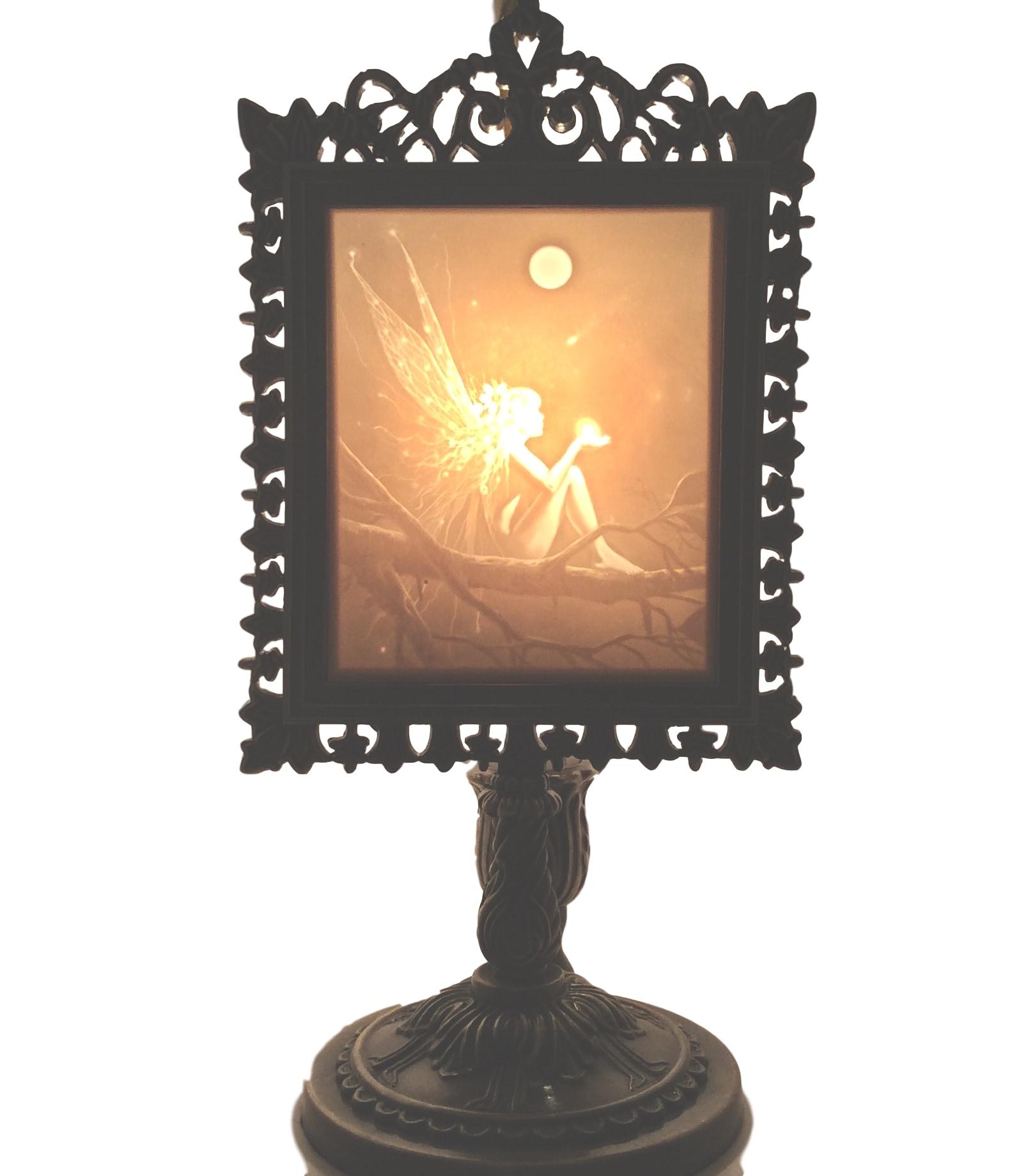 Faerie Star Lamp