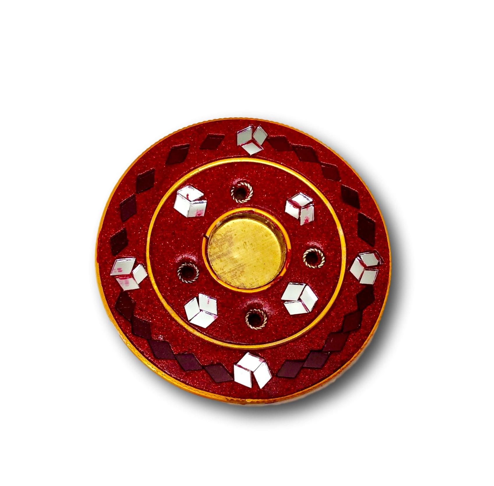 Red Disk Burner