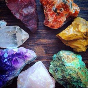 Crystals & Gemstones